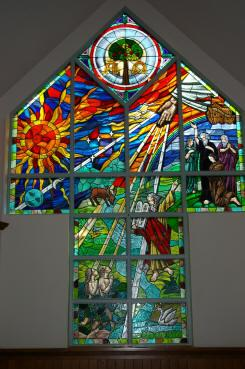 creation window madison umc