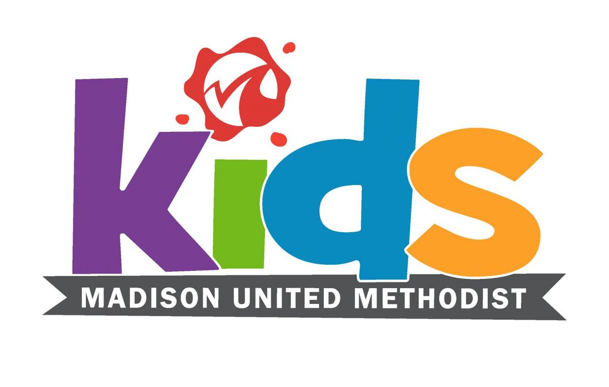 madison umc childrens ministry logo